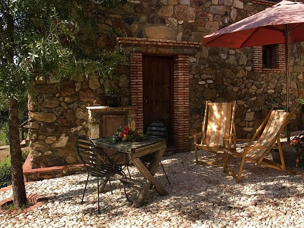Casa per 2 persone huelva al jar huelva parco - Aerazione naturale della casa ...