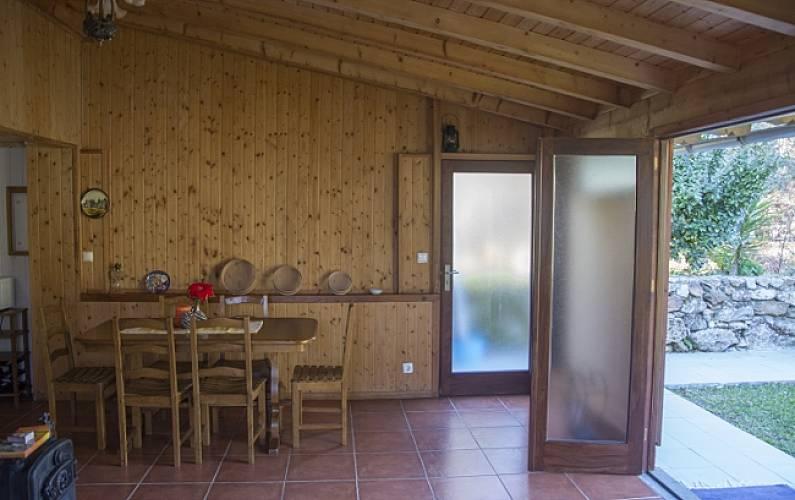 Alojamento Sala Viana do Castelo Ponte de Lima Casa rural - Sala