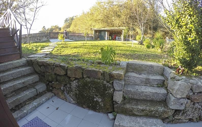 Alojamento Jardim Viana do Castelo Ponte de Lima Casa rural - Jardim