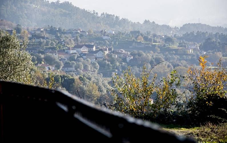 Alojamento Vistas da casa Viana do Castelo Ponte de Lima Casa rural - Vistas da casa