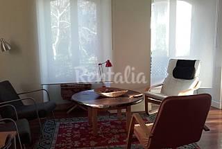 Apartamento en alquiler en 1a línea de playa Vizcaya/Bizkaia