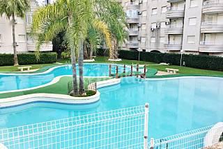 Apartamento de 3 habitaciones a 350 m de la playa Valencia