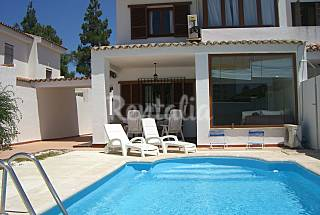 Villa en location à 300 m de la plage Cadix