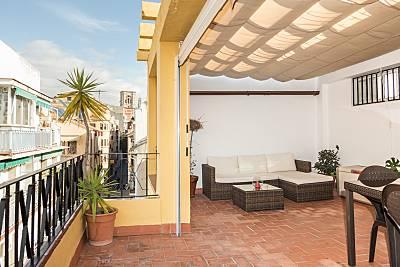 Terraza en pleno centro de Granada Granada