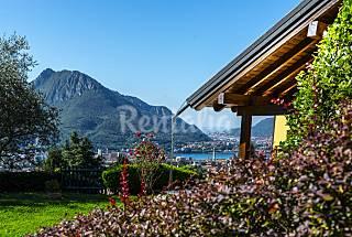 Villa for 6-9 people Piani di Bobbio - Valtorta Lecco