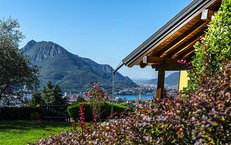 Villa para 6-9 personas Piani di Bobbio - Valtorta Lecco -