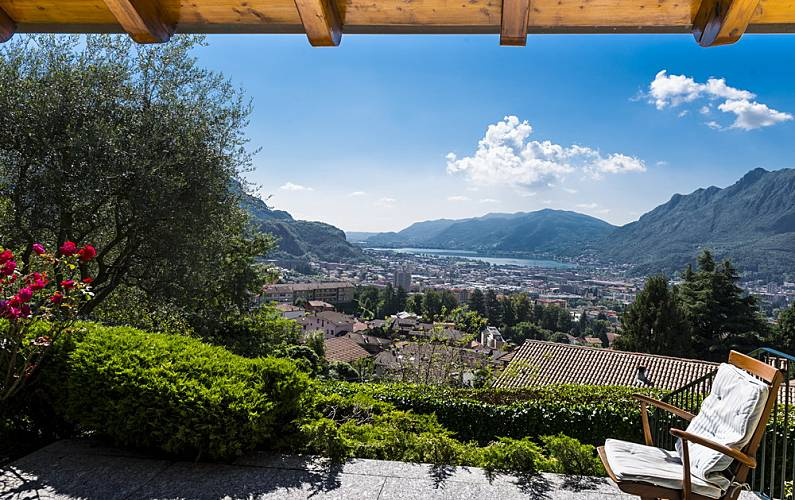 Villa Lecco Lecco villa -