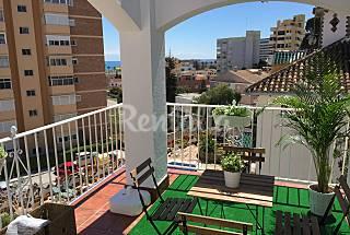 Apartamento con terraza a 150 m de la playa Málaga