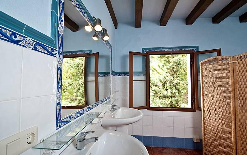 Casas Baño Cádiz El Gastor Casa en entorno rural - Baño