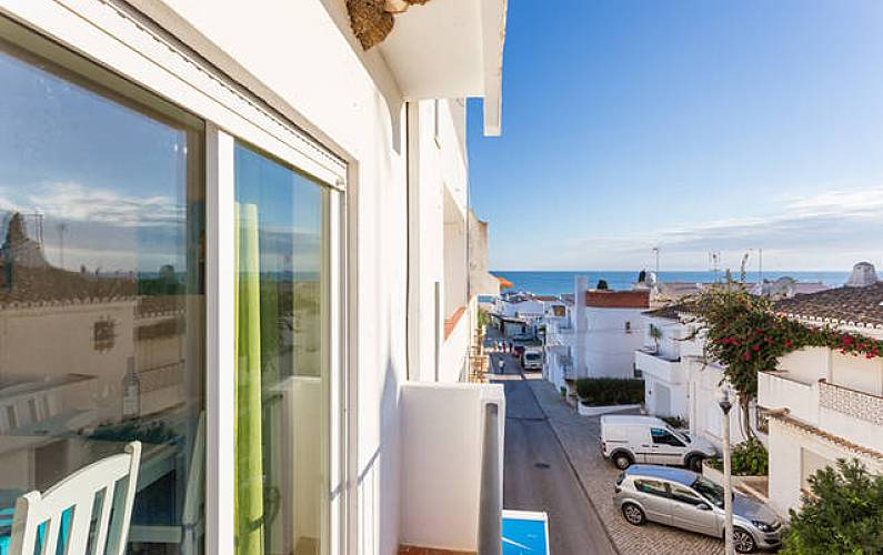 Apartment Views from the house Algarve-Faro Lagos Apartment - Views from the house