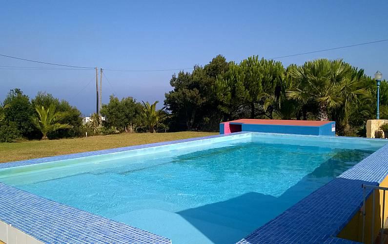Ericeira Swimming pool Lisbon Sintra villa - Swimming pool