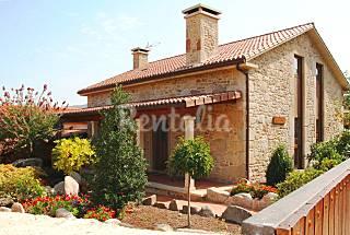 Lar de Arousa I - II . 2 Casas para 6 -14 personas Pontevedra