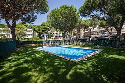 Vivenda para alugar a 500 m da praia Girona