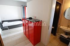 Appartamento per 4 persone a 100 m dalla spiaggia Rimini