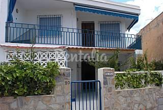 Casa para 6-8 personas a 150 m de la playa Murcia