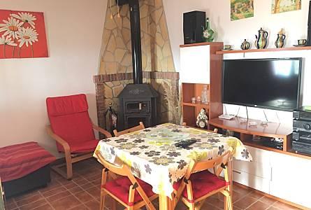 Alquiler De Casas Vacacionales En Cómpeta Málaga Rurales Chalets