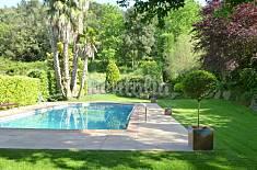 Villa for rent in Vallromanes Barcelona