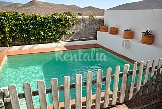 Casa para 4-5 personas a 4 km de la playa Almería