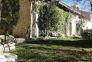 Villa for 5-8 people in Castile and León Ávila