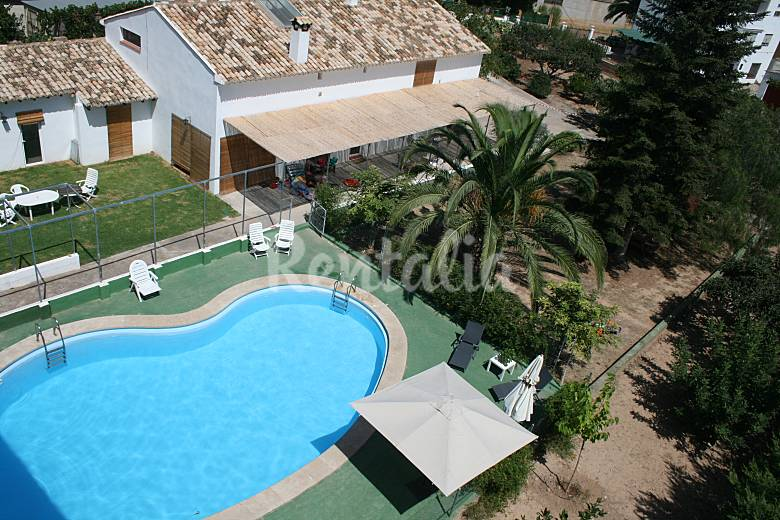 El campillo family country house near the beach navajas - Best house castellon ...