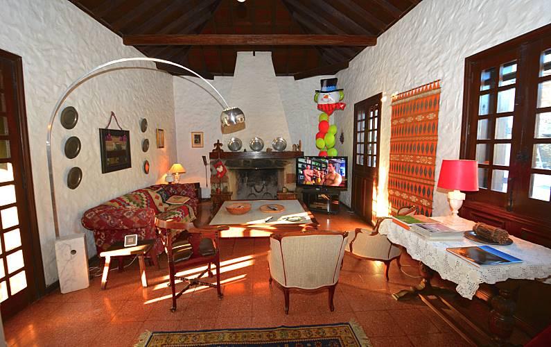 4 Living-room Gran Canaria San Bartolomé de Tirajana Cottage - Living-room