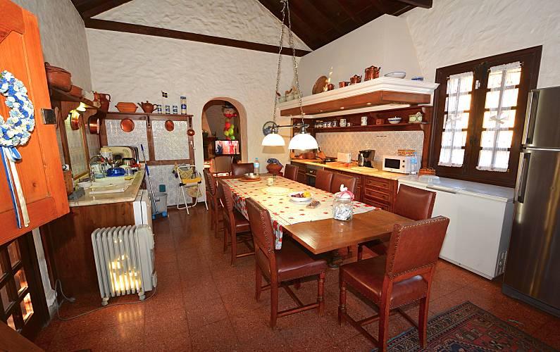 4 Dining-room Gran Canaria San Bartolomé de Tirajana Cottage - Dining-room