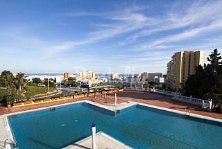 Moderno apartamento a 400 m de la playa Málaga