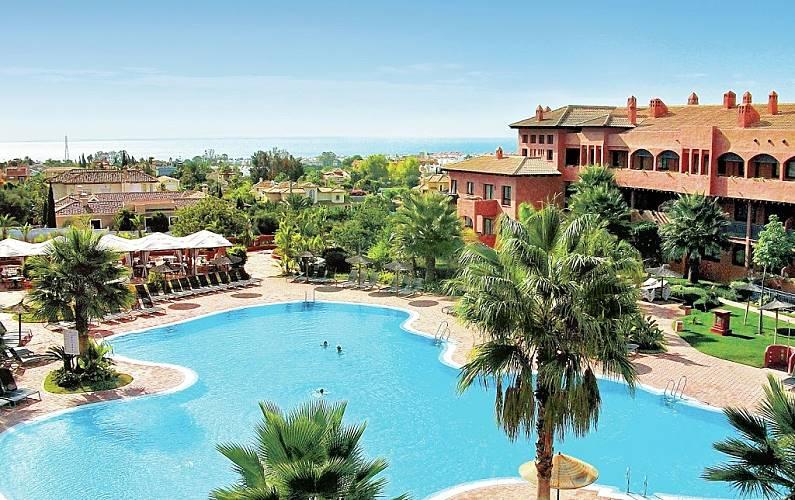 Apartamento en alquiler en estepona bel air estepona m laga costa del sol - Alquiler apartamentos en estepona ...