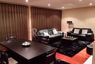Apartamento de 2 habitaciones a 50 m de la playa Oporto