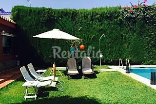 Casa con encanto en la playa Málaga