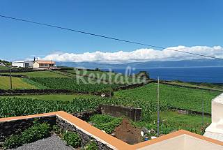 Villa for 6-7 people only 400 meters from the beach Pico Island