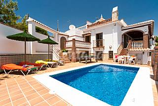 Villa Suspiro Nerja Costa Del Sol Malaga Málaga