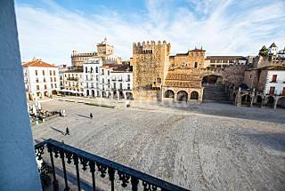 Appartamento con 3 stanze nel centro di Cáceres Cáceres