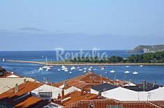 Apartamento de 3 habitaciones, 1000 m de la playa Cantabria