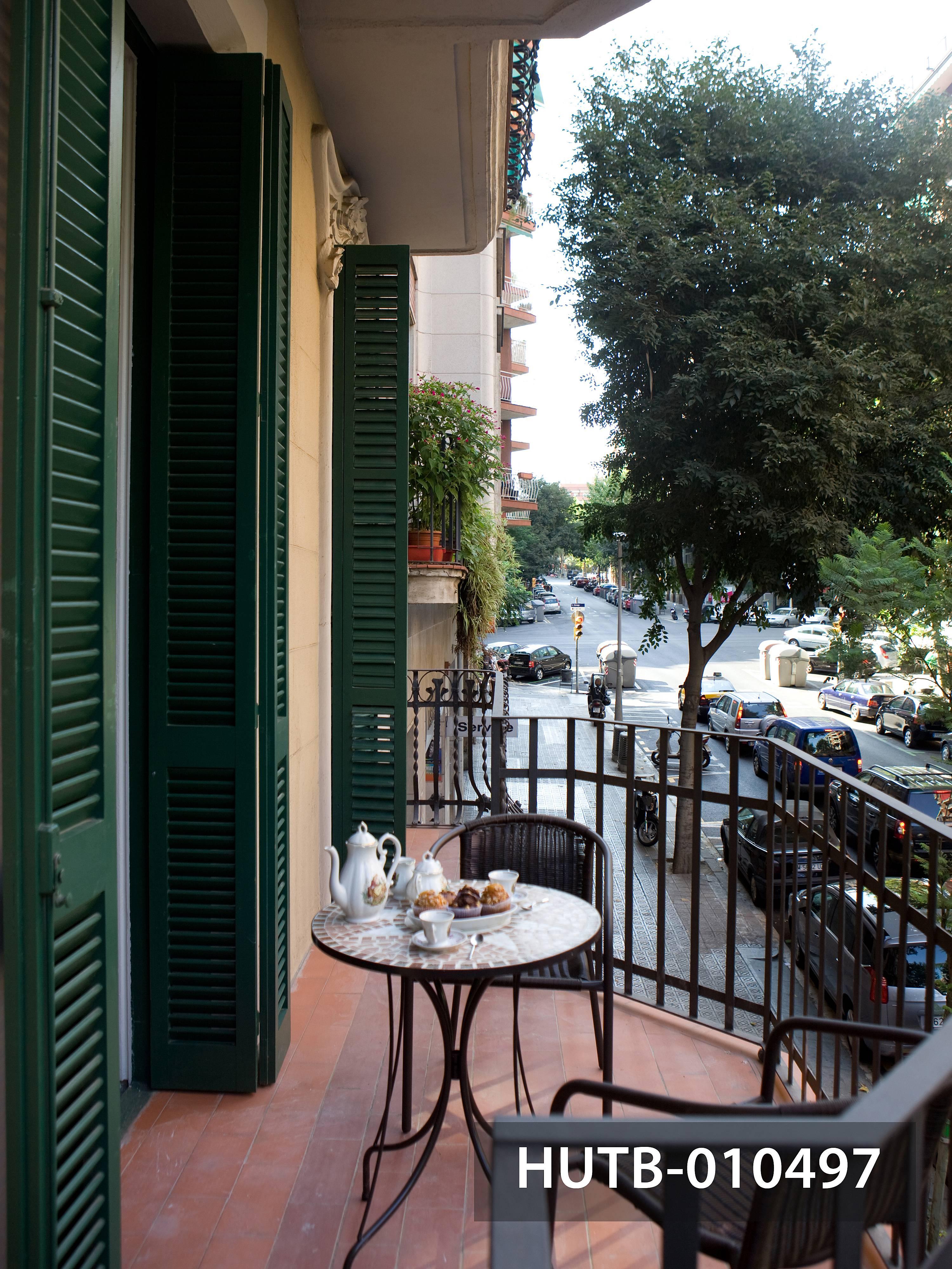 Appartamento con 4 stanze nel centro di barcelona for B b barcellona economici centro