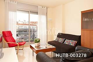 Apartamento práctico y soleado Diagonal Glorias Barcelona
