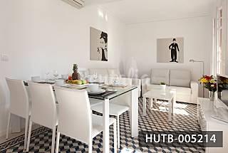 Apartamento para 3-7 personas en Barcelona centro Barcelona