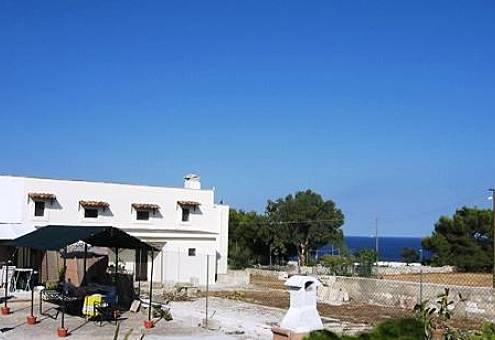 Moradia típica da mata a 100 metros do mar Lecce