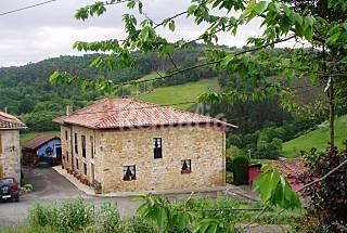 Casa en alquiler en entorno de montaña Asturias