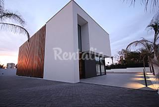 Villa de lujo 6 habitaciones a 10 m de la playa Murcia