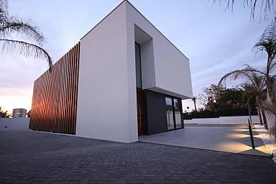 Villa lujosa con 5 habitaciones a 10 m de la playa Murcia