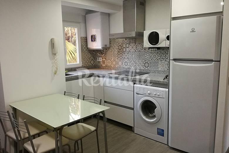 Apartamento para 4 personas en sevilla centro sevilla for Pisos vacacionales sevilla