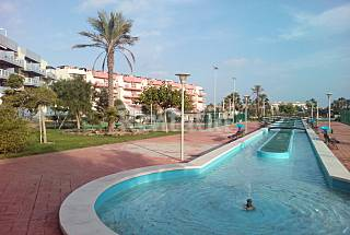 Apartment for 4 people only 100 meters from the beach Almería