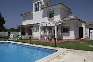 Villa de 5 habitaciones a 180 m de la playa Cádiz