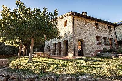 Casa rural para 18 personas en La Vall de Bianya Girona/Gerona