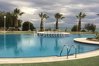 Apartamento para 4-6 personas a 50 m de la playa Alicante