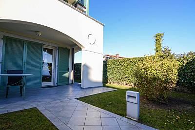 trilocale - appartamento con giardino Lucca