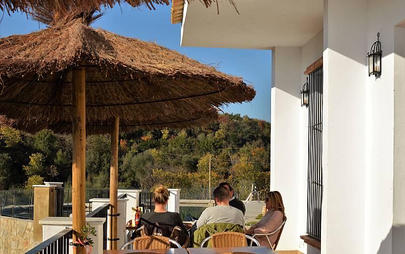 Villa Córdoba Hornachuelos Villa en entorno rural -