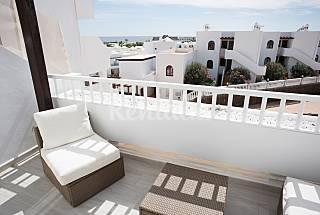 Appartement voor 4 personen op 500 meter van het strand Lanzarote