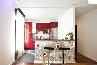 L'angolo di Daniel - Appartamento in affitto nel centro di Madrid Madrid